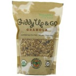 [Giddy Up & Go Granola] Granola Notoriously Nutty  At least 95% Organic