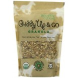 [Giddy Up & Go Granola] Granola Seriously Seedy  At least 95% Organic