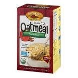 [Country Choice Organic] Oatmeal Steel Cut, Apple Spice, Pouch  At least 95% Organic