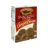 [Country Choice Organic] Cookies Ginger Snaps  At least 95% Organic