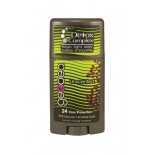 [Geo-Deo] Natural Deodorant Stick w/Detox Complex Unscented