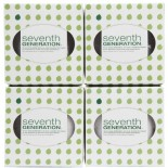 [Seventh Generation] 100% Recycled Paper Products Facial Tissue Cube, 2 Ply