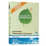 [Seventh Generation] Biodegradable Dishwashing Products Auto Dishwash Pwdr, Free & Clear