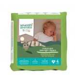 [Seventh Generation] Diapers Overnight Stage 4