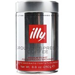 [Illy Caffe] Ground Espresso Medium Roast, Espresso