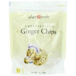 [Ginger People] Crystallized Ginger Baker`s Chips