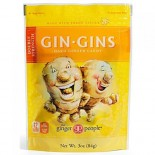 [Ginger People] Gin Gins Double Strength, Hard Candy