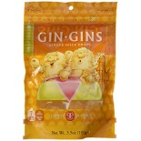 [Ginger People] Ginger Candy Gin Gin Spice Drops
