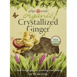 [Ginger People] Crystallized Ginger Original  At least 95% Organic