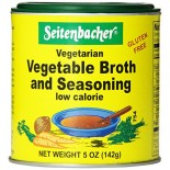 [Seitenbacher]  Broth, Mix Vegetable, Natural