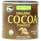 [Rapunzel] Baking Goods Cocoa Powder, Canister, LF  At least 95% Organic