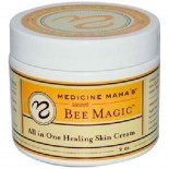 [Medicine Mama`S] Bee Magic All in One Healing Skin Cream  At least 70% Organic