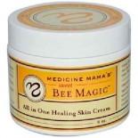 [Medicine Mama`S] Bee Magic All in One Healing Skin Cream  At least 70% Organic