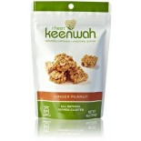 [I Heart Keenwah] All Natural Quinoa Cluster Ginger Peanut