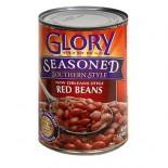 [Glory Foods]  Beans, Red, Seasoned