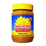 [Sunbutter] Natural Spreads/Nut Butters SunButter, Natural