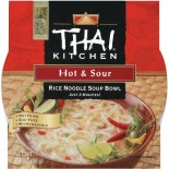 [Thai Kitchen] Asian Meals, Meal Starters Hot & Sour