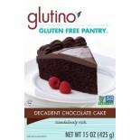 [Glutino] Mixes Decadent Chocolate Cake