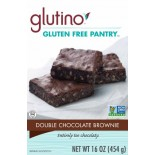 [Glutino] Mixes Double Chocolate Brownie