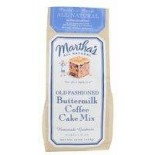 [Martha`S] Cakes And Sauces Buttermilk Coffee