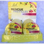 [Bach Flower Essences] Displays Rescue Pastilles, Cranberry