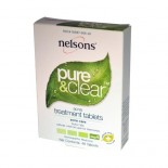 [Nelsons Homeopathic] Pure & Clear Acne Treatment Tablets