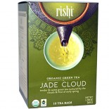 [Rishi Tea] Organic Green Tea Jade Cloud  At least 95% Organic