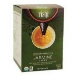 [Rishi Tea] Organic Green Tea Jasmine, FT  At least 95% Organic