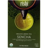 [Rishi Tea] Organic Green Tea Sencha  At least 95% Organic