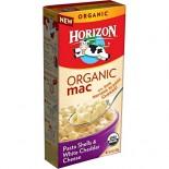 [Horizon] Organic Mac GF Macaroni & White Cheddar Chs  At least 95% Organic