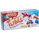 [Horizon] Yogurt Tuberz - Low Fat Surfin` Straw-4ct/Blueberry-4ct  At least 95% Organic
