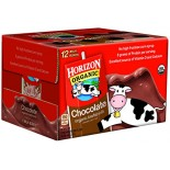 [Horizon] Shelf Stable, Aseptic Boxed Milk 1% Strawberry, Club Pack  At least 95% Organic