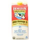 [Horizon] Ultra-Pasteurized Milk Fat Free  At least 95% Organic