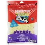 [Horizon] Cheese Mozzarella Fine Shred  At least 95% Organic