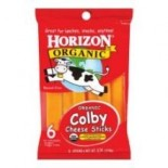 [Horizon] Cheese Colby Stick  At least 95% Organic