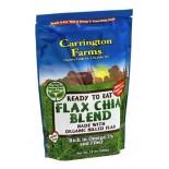 [Carrington Farms]  Flax Seed & Chia Seed Blend  At least 70% Organic