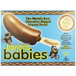 [Diana`S Bananas] Banana Babies Milk Chocolate, 5 ct
