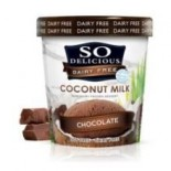 [So Delicious] Coconut Milk Ice Cream Chocolate, GF  At least 70% Organic