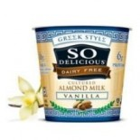 [So Delicious] Dairy Free/Soy Free Cultured Almond Milk Vanilla