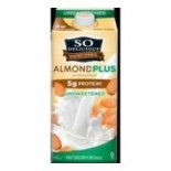 [So Delicious]  Protn/Almond Mlk, Unsweetened