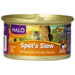 [Halo] Spots Stew - Canned Cat Food Wholesome Chicken