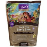 [Halo] Spots Stew - Dry Dog Food Grain Free, Pork/Pea/Potatoes