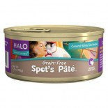[Halo] Spots Pate- Cat Food Ground, Whitefish
