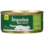 [Halo] Impulse - Canned Cat Food Quail & Garden Greens