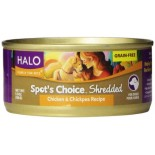 [Halo] Spots Choice Grain Free Canned Dog Food Chicken & Chickpea