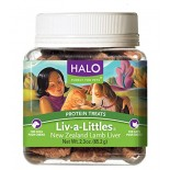 [Halo] Liv-A-Littles Protein Treats Freeze-Dried Lamb Liver