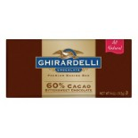 [Ghirardelli] Baking Bars Bittersweet Chocolate