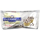 [Ghirardelli] Chips Mini Chocolate, Semi Sweet