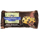 [Ghirardelli] Baking Bars 60% Bittersweet Baking Chips