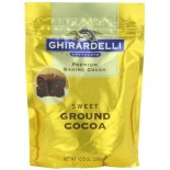 [Ghirardelli] Cocoa Powder Sweet Ground Chocolate & Cocoa